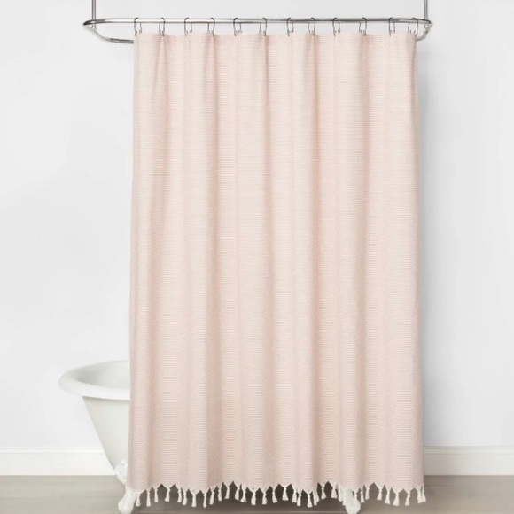 Hearth and hand shower curtain